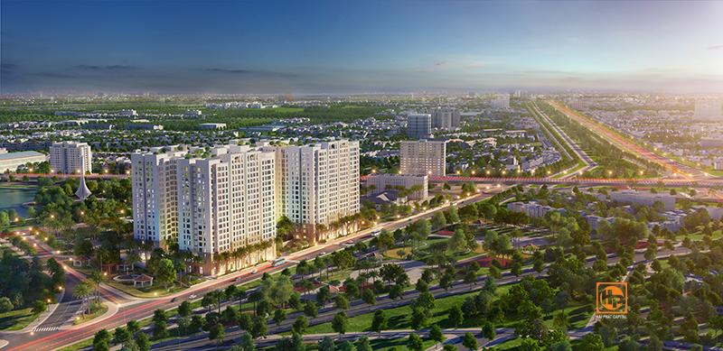 chung cư long biên được đánh giá cao về tiềm năng phát triển tại Hà nội